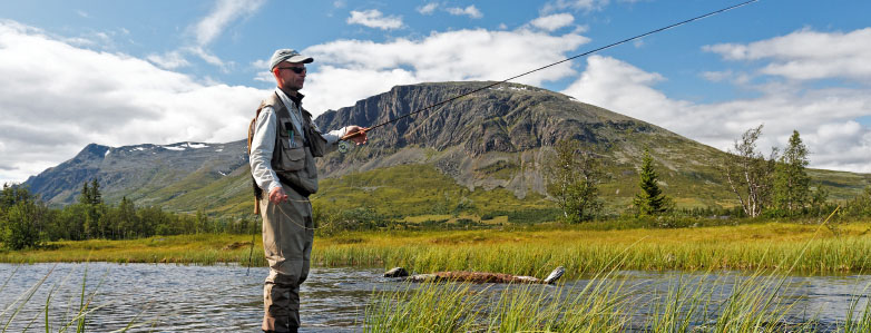 Marketing is a lot like fly fishing. Equipment, tactics and ability to read the stream are everything.