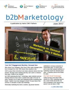 B2B Marketology, June 2017
